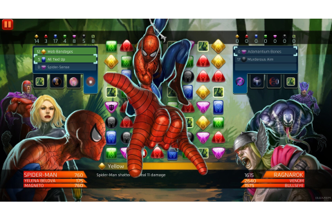 Marvel Puzzle Quest (2013 video game)