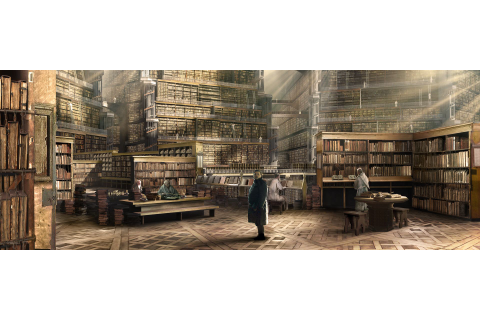 Game of Thrones-Citadel Library | Libraries | Pinterest