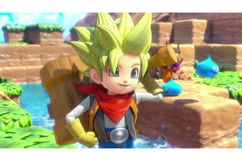 Dragon Quest Builders 2 Gameplay Trailer - E3 2019 - YouTube