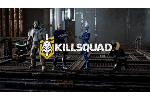 Killsquad Hands-On Preview - The Power of Cooperation