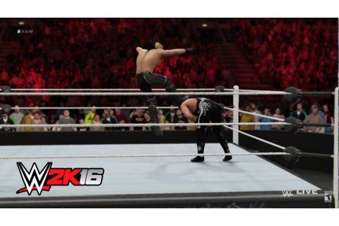 WWE 2K16 Game for Pc Full Version working Free Download