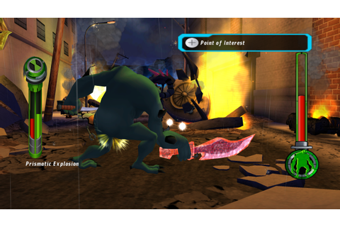 Image - Ben 10 Alien Force Vilgax Attacks (game) (22).png ...