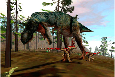Free Download: Trespasser - Jurassic Park Download For Pc