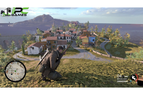Sniper Elite 4 Highly Compressed Pc Games 13M.B | Fully ...