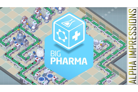 Big Pharma [Evil Drugs Company Sim] - Beta Impressions ...
