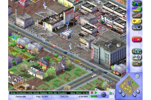 SimCity 3000 Free Download Full Game For Windows