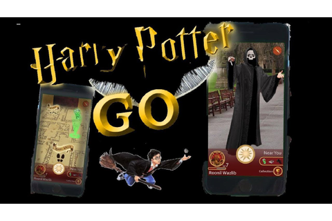 Harry Potter Go?? Harry Potter Wizards Unite New Pokemon ...