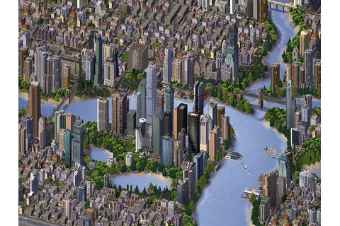 SimCity Game 6 | Glimpse To Future Gaming