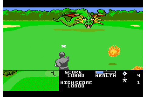 AtariAge - Atari 7800 Screenshots - Ninja Golf (Atari)