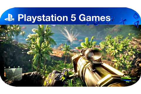 Playstation 5 / 4.5 Games: Explained! - YouTube