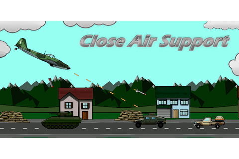Close Air Support - Apps on Google Play