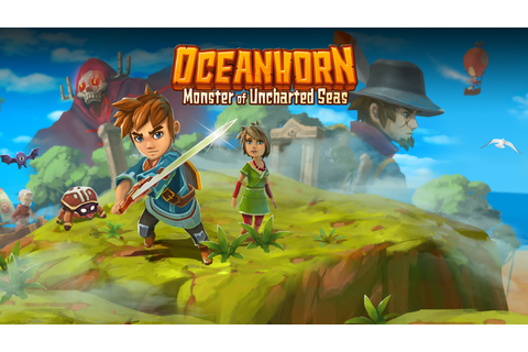 Oceanhorn - Monster of Uncharted Seas Game | PS4 - PlayStation