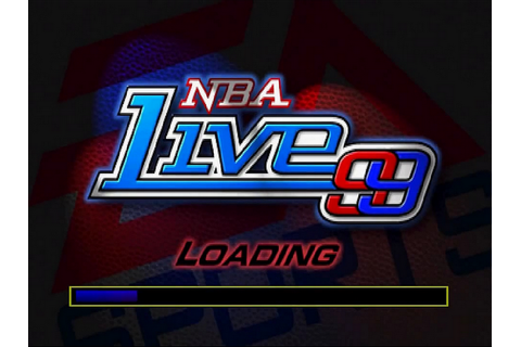 NBA Live 99 Download Game | GameFabrique