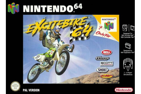 Excitebike 64 (Europe) N64 ROM - NiceROM.com - Featured ...