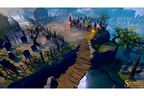 Stories: The Path of Destinies Game - Free Download Full ...