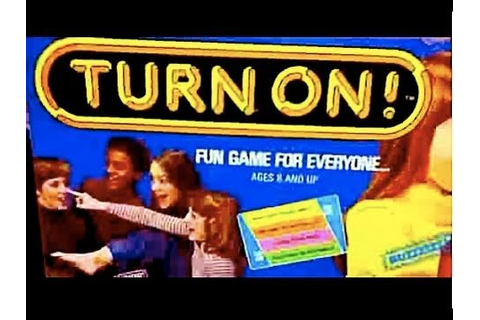 "Epic Failure ""TURN ON"" Game ""Skin Contact Game"" Fail toy ..."