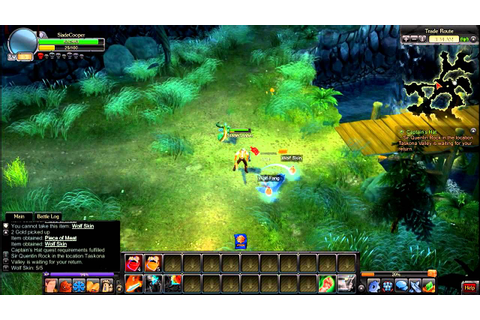 Royal Quest Gameplay PC (Free to Play MMO) (Max Settings ...