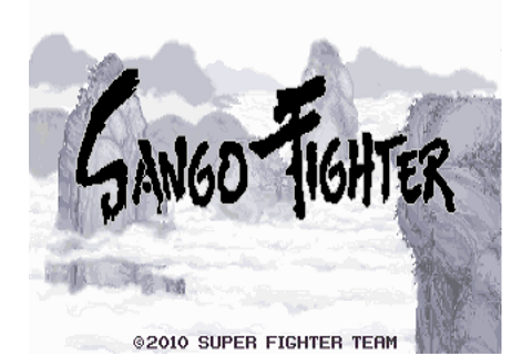 Download Sango Fighter | DOS Games Archive