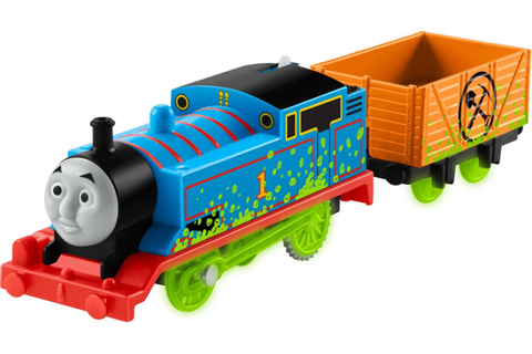Thomas & Friends TrackMaster Motorized Railway Glowing ...