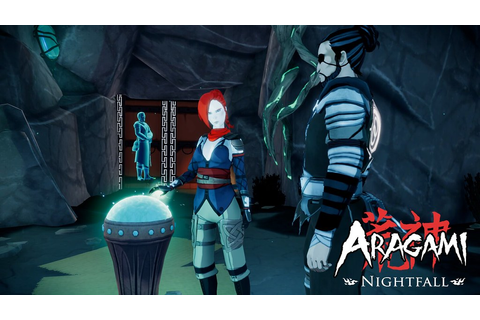 Aragami: Nightfall is an Expansion of 2016's Stealth ...