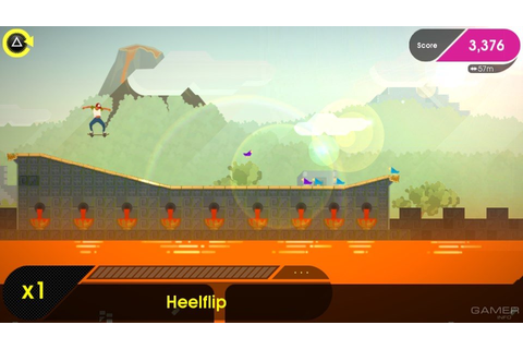 OlliOlli2: Welcome to Olliwood (2015 video game)