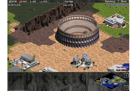 Age of Empires: Rise of Rome (1998) - PC Review and ...