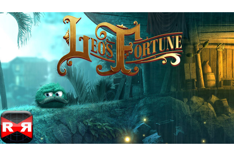 Leo's Fortune - iOS - iPad Mini Retina Gameplay - YouTube