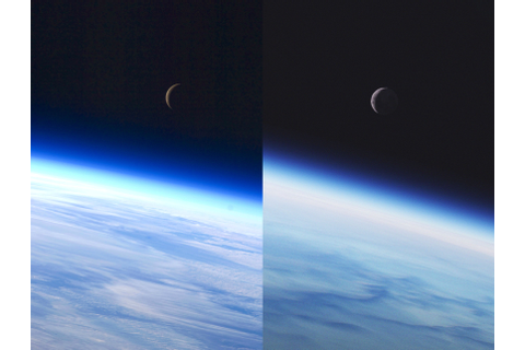 SpaceEngine (space sim game) compared to Real Life : space