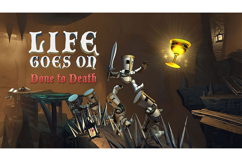 Life Goes On: Done to Death Review for PlayStation 4 (2016 ...