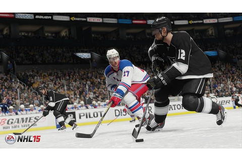 NHL 15 Demo Release Confirmed for August