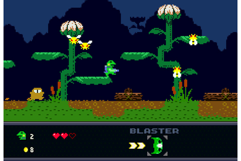 Kero Blaster, the New Game from the Creator of Cave Story ...