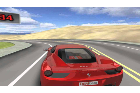 Play Ferrari Test Drive - Free Car Games To Play Online ...