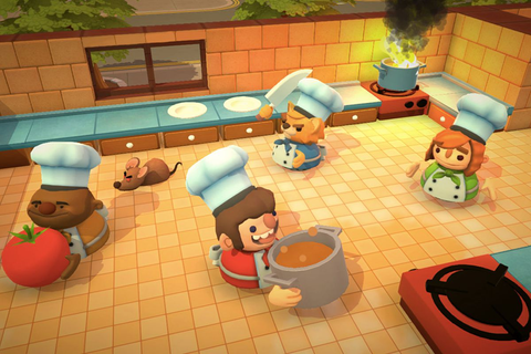 Overcooked gets stuffed special edition on Switch - Polygon