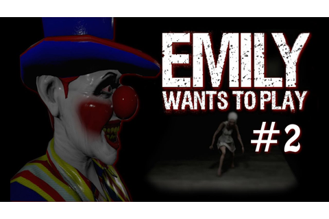 Emily Wants To Play #2- Scary NEW Indie Horror Game | I ...