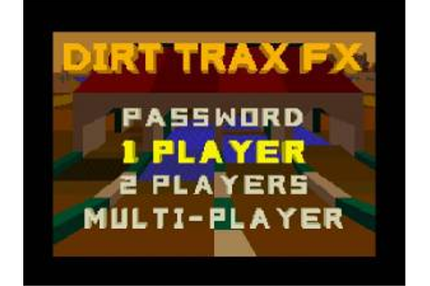 Game Classification : Dirt Trax FX (1995)