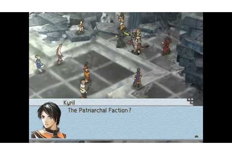 "Let's Play ""Suikoden Tactics"" Part 016 - Factions Revealed ..."