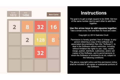 2048 game how to play | 2048 games play online | Cool Math ...