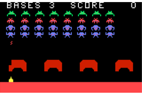 Space Invaders/Home version comparisons — StrategyWiki ...