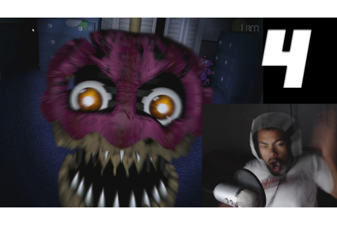 Five Nights at Freddy's 4 - Terrify Jump Scare | Night 1 ...