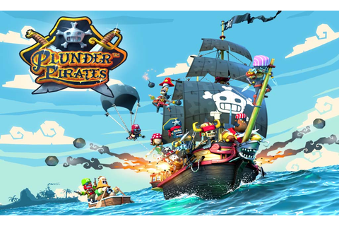 Plunder Pirates v2.2.1 APK + DATA - CRACK IT ANDROID