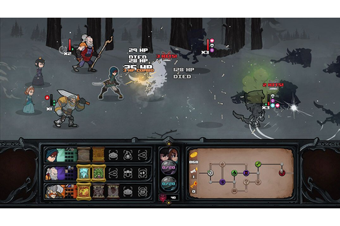 Has-Been Heroes Gets Release Date, Will Use HD Rumble On ...