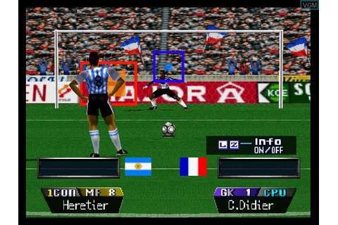 International Superstar Soccer 64 for Nintendo 64 - The ...