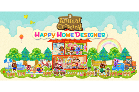 Animal Crossing: Happy Home Designer | Nintendo 3DS ...