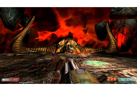 Doom 3: BFG Edition: Resurrection of Evil - Level 12: Hell ...