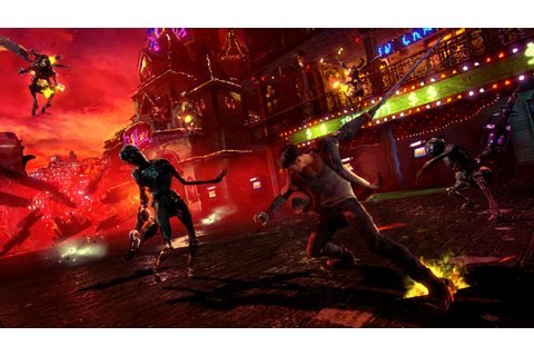 DmC Devil may Cry XBOX360 Game Download - Download Free ...