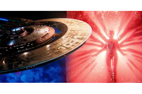 Star Trek Discovery Theory: Is The Red Angel AI from the ...
