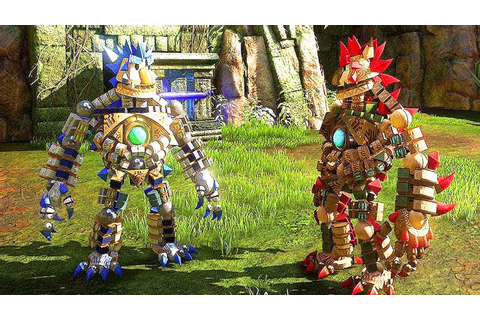 KNACK 2 - 20 Minutes of Gameplay Demo (E3 2017) PS4 - YouTube