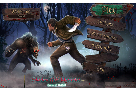 Shadow Wolf Mysteries 6 Curse of Wolfhill CE Free Download