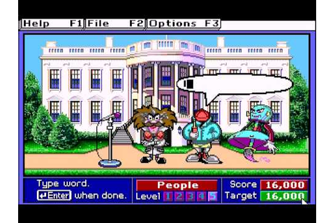 Spellbound - White House challenge end - YouTube