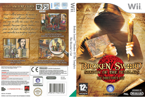 RSJP41 - Broken Sword: Shadow of the Templars - The ...